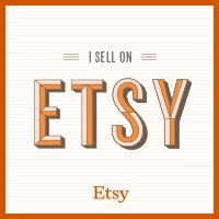 I sell on Etsy